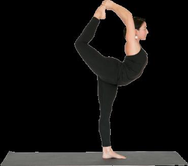 Yoga Cutout New 1 Yoga Flame